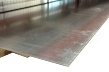 Galvanised Flat Steel Sheets