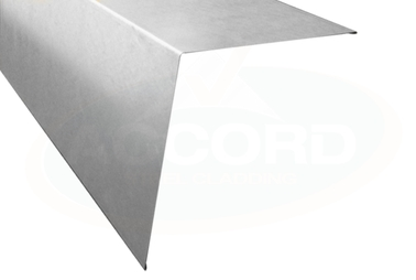 Bargeboard/Corner 200mm x 200mm Galvanised