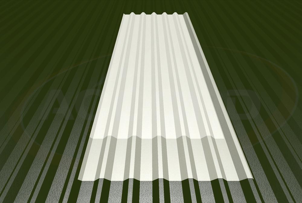 34 1000 Box Profile G R P Rooflights Accord Steel Cladding