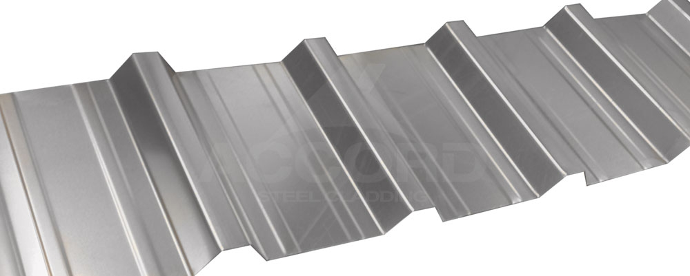 Bw32 0 5mm Gauge Box Profile Galvanised Sheets Accord
