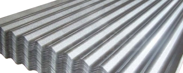 3 Quot Corrugated Steel Sheets 14 3 990 6mm Cover Accord