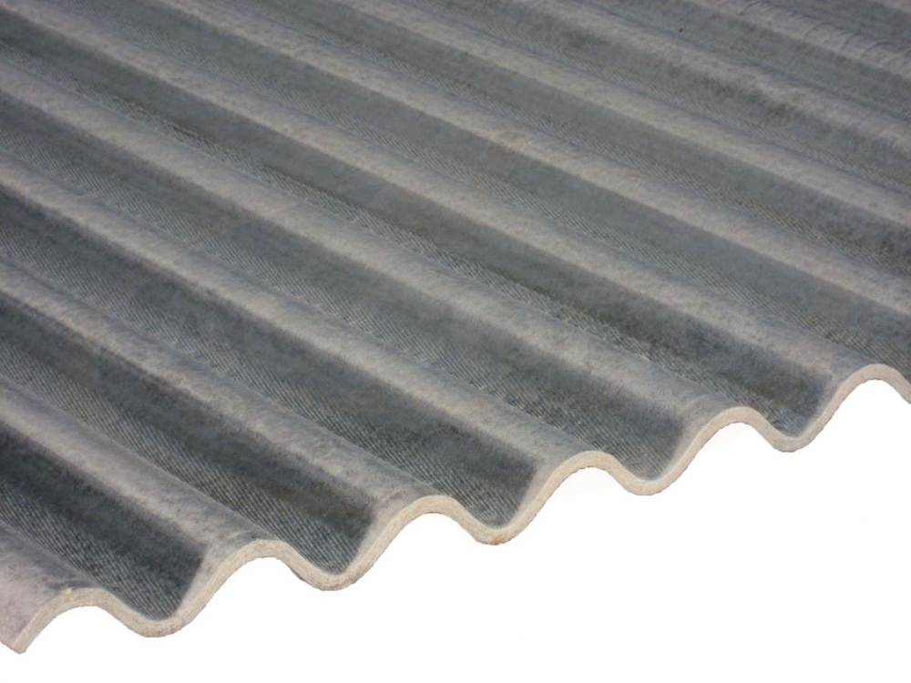 Profile 3 Fibre Cement Sheets Accord Steel Cladding