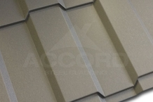 Tile Effect Metal Sheets
