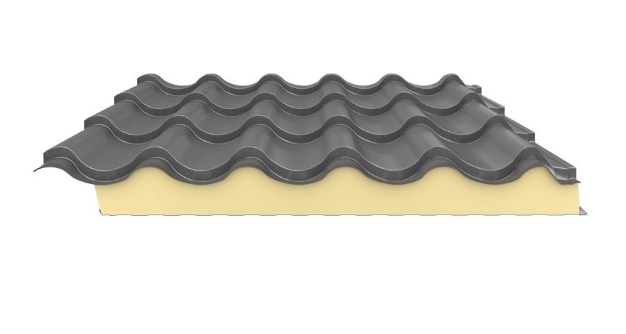 Ks1000rt Tile Effect Kingspan Composite Panels Accord