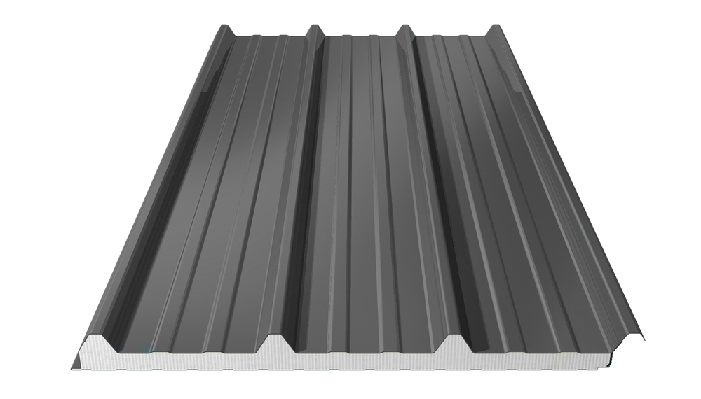 ji roof insulated composite panels accord steel cladding