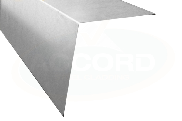 Metal Mono Ridge Flashings For Steel Roofing Sheets