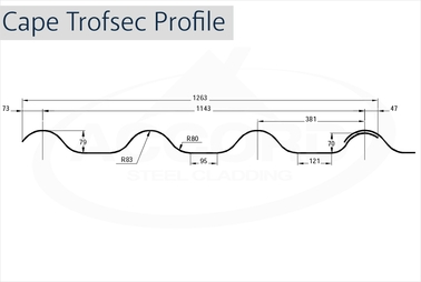 Cape Trofsec Profile GRP