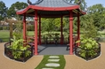 Pagoda at Paultons Park by Andy Thornton Ltd