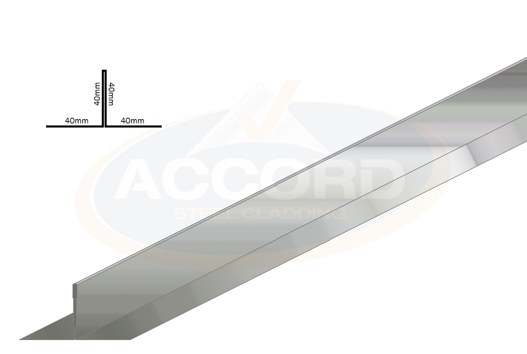 Accord T Bar Insulation Support Accord Steel Cladding