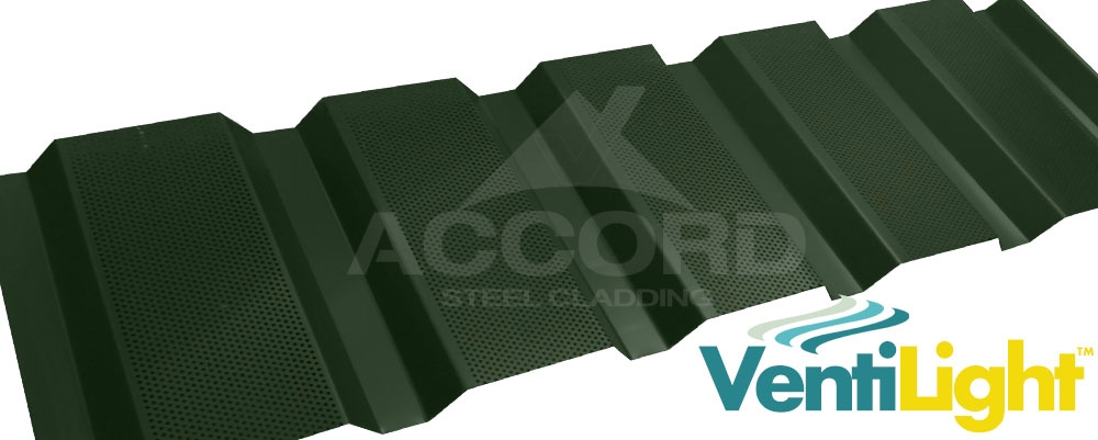 Ventilated Cladding Perforated Metal Wall Cladding