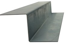 Mini Z Purlin 1.2mm Galvanised Steel
