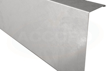 Galvanised Eaves Flashing