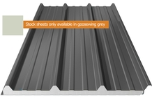 JI Roof 1000 40mm core stock panels