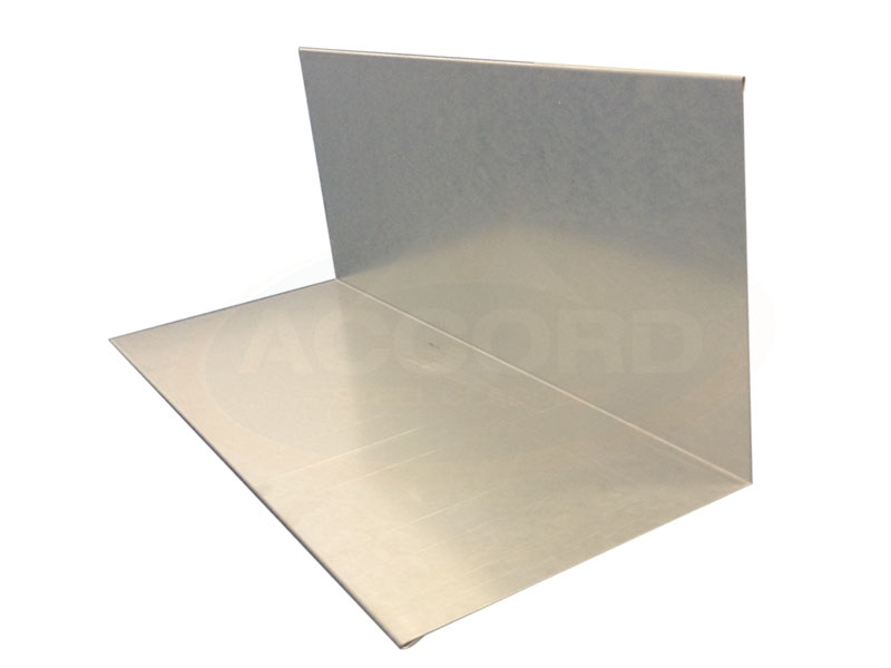 Metal Wall Abutments And Inverted Corner Flashings For