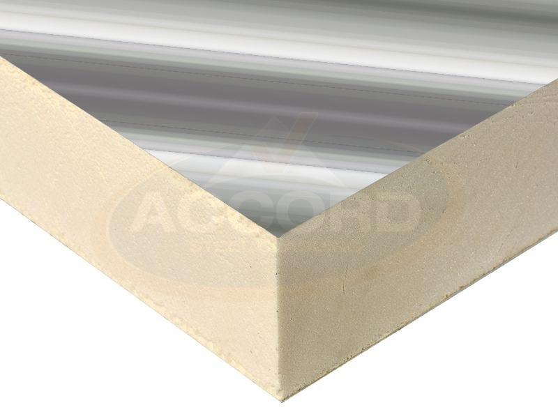 Foil Faced Insulation Boards | Accord Steel Cladding