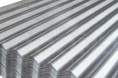 "3"" Corrugated Steel Cladding - Galvanised"