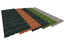 Accord WaveTile Steel Tile Effect Roof Sheet