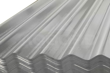 "In Stock - 10/3 3"" Corrugated 0.5mm Galvanised"
