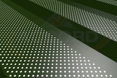 32/1000PW Perforated Wall Profile Close Up