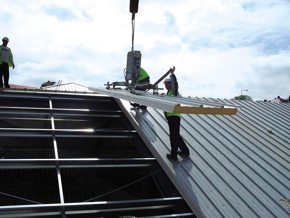Ks1000rw Kingspan Insulated Composite Panels Accord