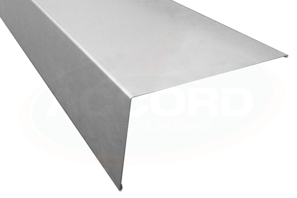 Metal Mono Ridge Flashings For Steel Roofing Sheets
