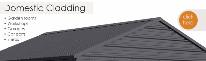Domestic steel roofing sheets