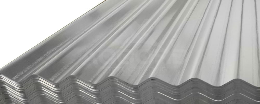 10 3 Corrugated Galvanised Special Offer Sheets Accord Steel Cladding